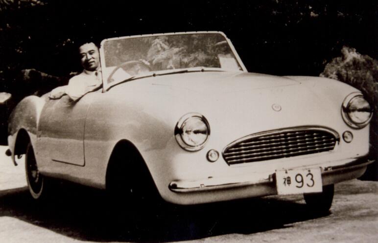 1968 240z datsun