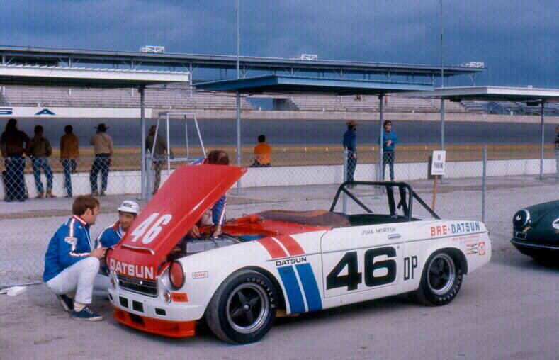 John Morton - Daytona 1969